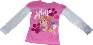 paw patrol skye shirt