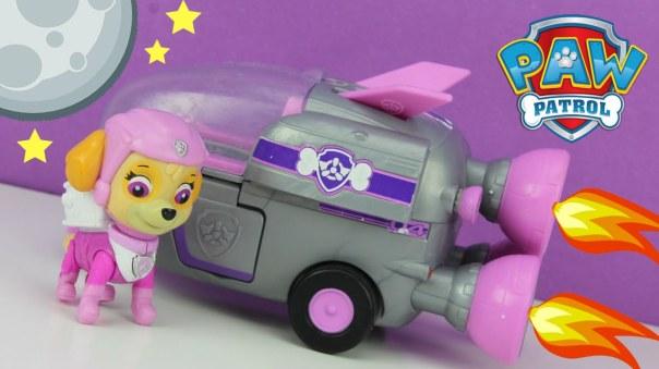paw patrol skye toys