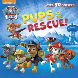 PAW Patrol coloring book